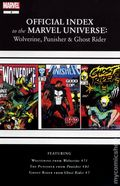 Official Index Marvel Universe Wolverine Punisher Ghost Ride 3