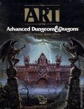 Art of the Advanced Dungeons and Dragons Fantasy Game SC (1989 TSR) 1-1ST