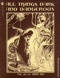 All Things Dark and Dangerous The Art of Gene Day SC (Shadow Press) 1-1ST