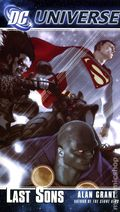 DC Universe Last Sons PB (2006 Novel) 1-1ST