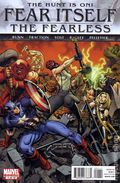 Fear Itself The Fearless (2011 Marvel) 1A