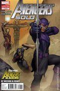 Avengers Solo (2011 Marvel) 1A