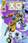X-O Manowar Wizard 1/2 (1994) 1B