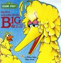 Sesame Street Big Bird and Little Bird's Big and Little Book SC (1977 Golden Book) 1-REP
