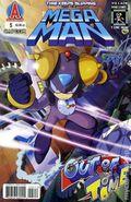 Mega Man (2011 Archie) 5B
