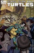 Teenage Mutant Ninja Turtles (2011 IDW) 4A