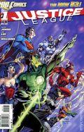 Justice League (2011) 1E