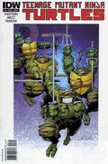 Teenage Mutant Ninja Turtles (2011 IDW) 2B