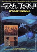 Star Trek III The Search for Spock Storybook HC (1984 Little Simon) 1-1ST