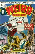 Weird Wonder Tales (1973) UK 8UK