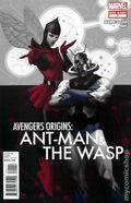 Avengers Origins Ant-Man and Wasp (2011) 1