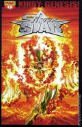Kirby Genesis Silver Star (2011 Dynamite) 1A