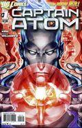 Captain Atom (2011) 1B