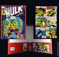 Marvel Comics Pocket Folder (1977) HULK