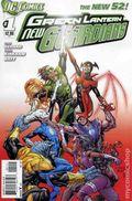Green Lantern New Guardians (2011) 1B