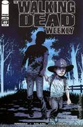 Walking Dead Weekly (2011 Image) Reprint 49