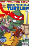 Teenage Mutant Ninja Turtles (2011 IDW) 3D