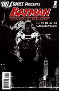 DC Comics Presents Batman Urban Legends (2011) 1