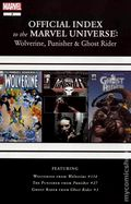 Official Index Marvel Universe Wolverine Punisher Ghost Ride 5