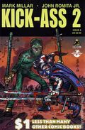 Kick-Ass 2 (2010 Marvel) 6A