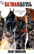 Batman The Return of Bruce Wayne TPB (2011 DC) 1-1ST