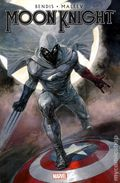 Moon Knight HC (2011-2012 Marvel) By Bendis and Maleev 1-1ST