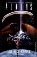 Aliens Fast Track to Heaven HC (2011 Dark Horse) 1-1ST