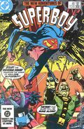 New Adventures of Superboy (1980 DC) Mark Jeweler 54MJ