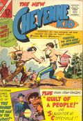 Cheyenne Kid (1958 Charlton) 55