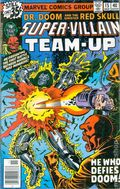 Super Villain Team Up (1975) Mark Jeweler 15MJ
