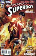 Superboy (2011 5th Series) 5