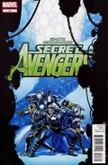 Secret Avengers (2010 Marvel) 1st Series 21A