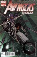 Avengers Solo (2011 Marvel) 4A