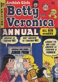 Archie's Girls Betty and Veronica Annual (1953) 1