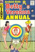 Archie's Girls Betty and Veronica Annual (1953) 8
