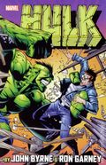 Hulk TPB (2011 Marvel) By John Byrne and Ron Garney 1-1ST