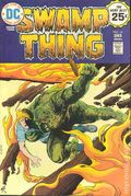 Swamp Thing (1972) Mark Jewelers 14MJ