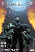 Halo Fall of Reach Covenant HC (2011 Marvel) 1-1ST