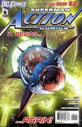 Action Comics (2011 2nd Series) 5A