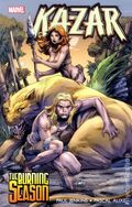 Ka-Zar Burning Season TPB (2011) 1-1ST