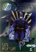 Batman Forever Metal Art Card (1995 Fleer) ITEM#1