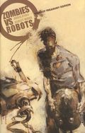 Zombies vs. Robots GN (2008 IDW) Warbot Treasury Edition 1-1ST