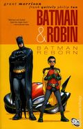 Batman and Robin Batman Reborn TPB (2011 DC) 1-REP