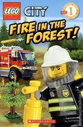LEGO City Fire in the Forest SC (2012) 1-1ST