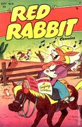 Red Rabbit Comics (1947) 10