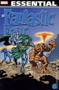 Essential Fantastic Four TPB (2005- Marvel) 2nd Edition 6-1ST