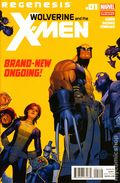 Wolverine and the X-Men (2011) 1E