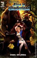 Grimm Fairy Tales Alice in Wonderland (2012 Zenescope) 3A