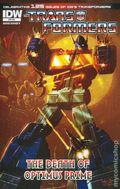 Transformers Death of Optimus Prime (2011 IDW) 1C