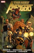 New Avengers TPB (2011-2013 Marvel) 2nd Series Collections 2-1ST